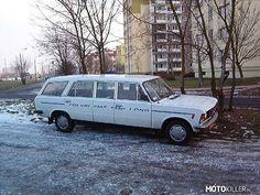 "Polski Fiat 125p ""Jamnik"""