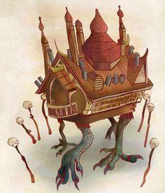 naomese - naomi bardoff's art blog: fairy tale