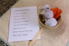 Poetry/Nursery Rhyme Baskets...words and props to make the session more interactive...MUST MAKE for my classroom