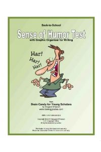 Back-to-School Sense of Humor Test