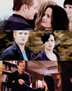 Carlisle and Esmee.