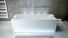 Bad Set, Bath Panel, Decoration Design, Design Moderne, Radiators, Minimalism, Bathtub, Home And Garden, Interior Design