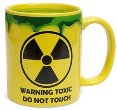 Awesome Toxic Mug - Coffee Mugs and Tea Cups 2011 - redditgifts