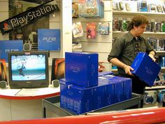 PlayStation 2 launch day October 26th 2000. http://ift.tt/2iYYKgi Check out Mystikz Gaming http://ift.tt/2tVNFmJ