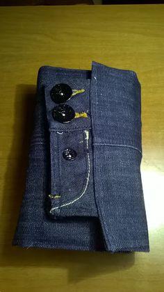 Creare per Credere: Da un paio di jeans ecco una ........custodia per ...