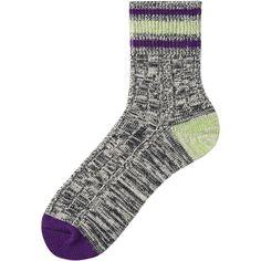 MEN LINE CABLE ANKLE SOCKS Color: 08 DARK GRAY Uniqlo Men, Ankle Socks, Cable, Gray, Color, Fashion, Cabo, Moda, Socks