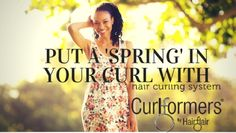 April giveaway with Curlformers - AfroDeity