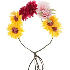 Poatri You Make Loving Fun Floral Crown ($45) Stockists: The Iconic