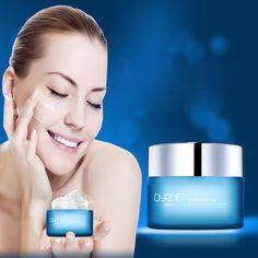 Collagen Hyaluronic Acid Moisturizing Cream Anti Aging Anti Wrinkle Tightening Control Oil Spots Skin Whitening Cream Face Cream