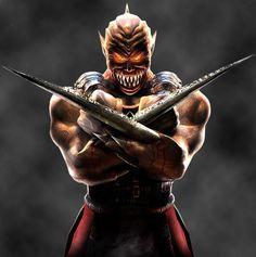 baraka mortal kombat | De Gamer pra Gamer: Cobertura Mortal Kombat 9