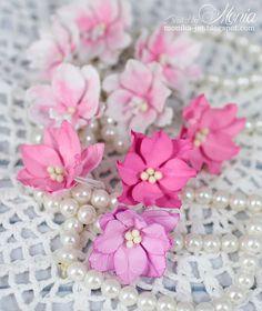 Moja papierowa kraina: I znowu kwiaty