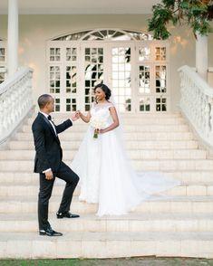 One S Flower Filled Destination Wedding In Johannesburg South Africa