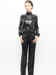 Raincoat Jumpsuit