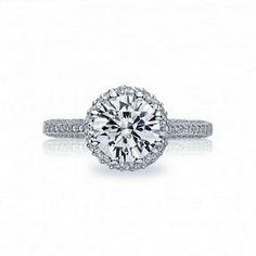 My Tacori Engagement Ring 25
