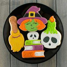 halloween cookies wi
