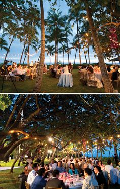 lanikuhonua means where heaven meets the earth, essentially, and is a wedding location through Ko Olina Resorts and Spa.