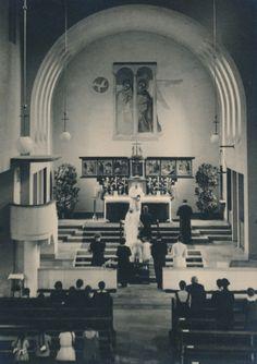 Hochzeit von Karl Lutz, 1936