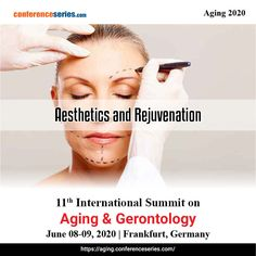 Aesthetics and Rejuvenation ****************************** As indicated by insights of the American Society for #Aesthetic Plastic Surgery, 84,685 patients beyond 65 years of age searched out #plastic surgery techniques in 2010.