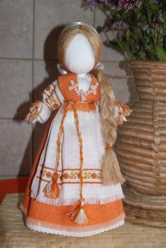 украинская кукла - мотанка