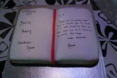 Bijbel taart