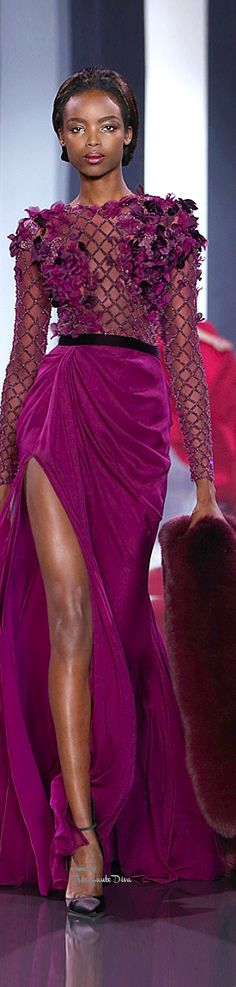 Ralph & Russo Fall/Winter 2015 Couture