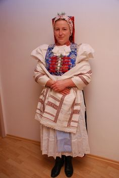 Obec Soblahov, Trenčín, Slovakia Folk Costume, Costumes, Harajuku, Fashion, Folklore, Moda, Dress Up Clothes, Fashion Styles, Fancy Dress