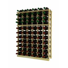 Traditional Series 6-column Wine Rack