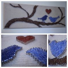 heART of Sarah: Success with String Art