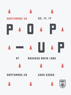 Northmade Co Popup Shop at Bauhaus Brew Labs   Matt Erickson