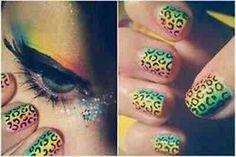 ♡ RainBow Nails ♥