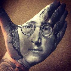 Galería | Arte de la mano al papel en un segundo