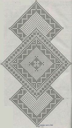 Best 11 Granny Square Runner Pattern Diagram and Inspiration ⋆ Crochet Kingdom – SkillOfKing. Filet Crochet Charts, Crochet Doily Patterns, Crochet Diagram, Thread Crochet, Free Crochet, Crochet Table Runner Pattern, Crochet Tablecloth, Diy Crafts Crochet, Crochet Projects