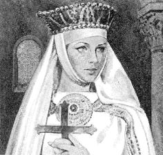 St. Margaret, Queen of Scotland, English Princess of The House of Wessex