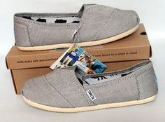 Toms Shoes OUTLET...$26! Same company, lots of sizes! Must remember this!