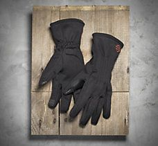 This Harley-Davidson® glove features a hi-tech upgrade with the incorporation of touchscreen compatible fibers in the index finger and thumb. Shop the Women's Soft Shell Touchscreen Tech Gloves today. Harley Davidson Gloves, Harley Davidson Gifts, Harley Davidson Motorcycles, Biker Gloves, Motorcycle Gloves, Women's Gloves, Harley Davidson Online Store, Rain Gear, Biker Chick