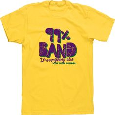 School clubs student council and french horn on pinterest for Custom high school shirts