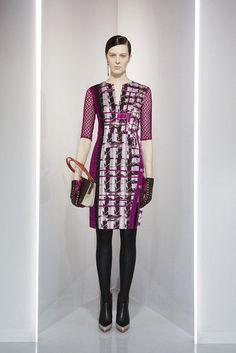 I just plain love this dress. Missoni Pre-Fall 2013
