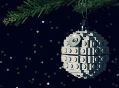Its a star wars lego christmas