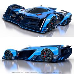 concept cars Bugatti Hired This Designer After He Penned a Le Mans Hypercar Concept - autoevolution Luxury Sports Cars, Top Luxury Cars, Exotic Sports Cars, Cool Sports Cars, Sport Cars, Cool Cars, Bugatti Bike, Bugatti Cars, Lamborghini Cars