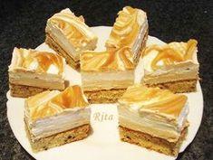 TraRita sütödéje és egyéb munkái : Karamell szelet