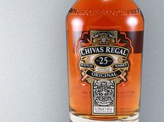 Chivas always delivers dried fruits initially, and this 25 year-old is no different, with raisin, dry apricots and peaches making an impression. In mouth, the body is actually lighter than the dark color would suggest. The taste starts with the same fruity approach, but with more citrus zests and fresh orange segments. Then come the sweetness, vanilla and cinnamon, plus a touch of smokiness that gives structure to the whisky. It all works very well together.