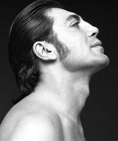 Javier Bardem is beautiful. Photojojo! • We've been admiring the portrait work of Dutch...