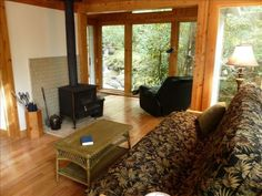 Cabin vacation rental in Franklin from VRBO.com! #vacation #rental #travel #vrbo