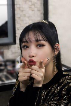 〔🌷〕: 𝚙𝚒𝚗𝚝𝚎𝚛𝚎𝚜𝚝- 𝚐𝚘𝚕𝚍𝚏𝚒𝚜𝚑𝚜𝚖𝚎𝚖𝚘𝚛𝚢_ Your Girl, U Go Girl, Kpop Fanart, I Love Girls, Korean Singer, Korean Girl, Asian Girl, Nail Art, Nayeon