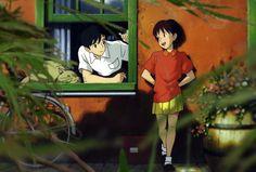 Whisper of the heart - Si tu tends l'oreille - Studio Ghibli