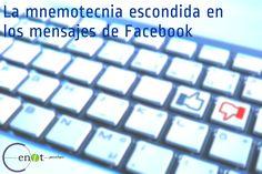 ¡Descubre la mnemotécnia escondida en los mensajes de Facebook!  #psicología #memoria