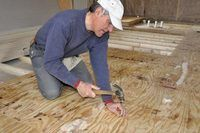 How to Repair a Mobile Home Subfloor (5 Steps) | eHow