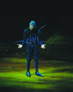 by Eric Champoux Cirque du Soleil's 'OVO' photo by Evelyn Reid