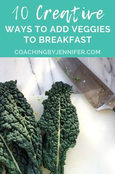 Do you only eat veggies at dinner? If so, you might be missing out on the extra benefits veggies can offer when you spread them out and enjoy them all day long! Check out my top 10 favorite healthy vegetable breakfast recipes! Breakfast Smoothies, Fruit Smoothies, Breakfast Recipes, Healthy Vegetables, Veggies, Veggie Sausage, Green Smoothie Recipes, Sweet Breakfast, How To Cook Eggs
