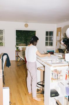Peace of Mind: Painter Satsuki Shibuya  | The Dreslyn - Shop The Lifestyle: Designer Clothing Online